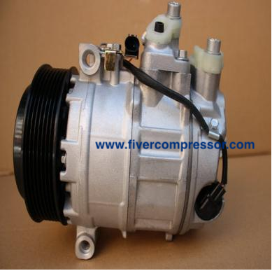 Automotive A/C Compressor Supplier of 447180-9711/447180-4450 for Mercedes Benz