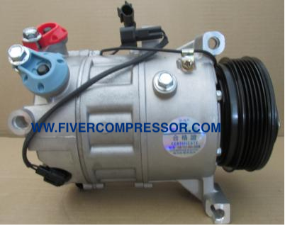 Automotive A/C Compressor Supplier of 31267514 / 36001373 for Volvo S80/V70