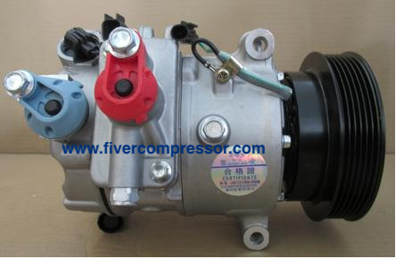 Automotive A/C Compressor Manufacturer of 36002422 / 36001374 for Volvo XC90