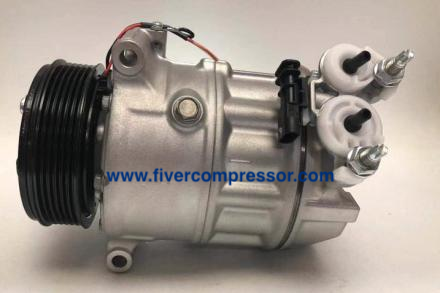 A/C Compressor C2Z13666/CX23-19D629-EA for Jaguar XF