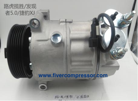 A/C Compressor 8W83-19D629-AC for Range Rover 5.0 and Jaguar XF 5.0