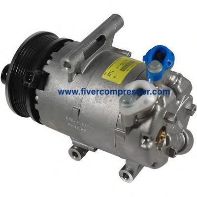 Air Conditioning Compressor LR002649/LR019310 for Free Lander 2