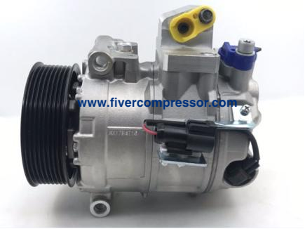 A/C Compressor JPB500201 For Land Rover Disel 3.6