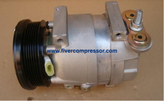 Cheap auto A/C Compressor 96484932/96442920 for DAEWOO Kalos and CHEVROLET