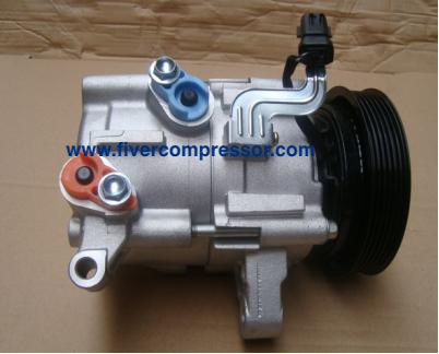 Automotive A/C Compressor Manufacturer 5111406AD/ 55111400AB for JEEP LIBERTY 2006-2008