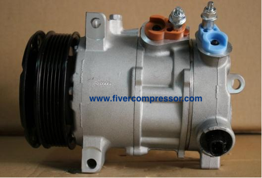Auto A/C Compressors 55111408AC/55111408AD for Dodge Caliber and Chrysler 200