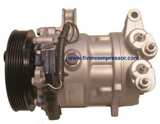 Auto A/C compressor manufacturer 55037466AE/55037466AC for Jeep Cherokee