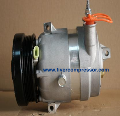 China A/C Compressor manufacturer of 730057 for Chevrolet Aveo