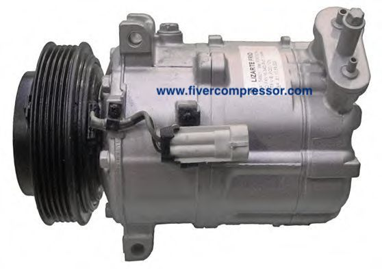 A/C Compressor manufacturer China of PXV16-8633/6854003 for OPEL Vectra