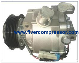 Cheap auto A/C Compressor  95059818 / AKT011H403G for Chevrolet Aveo and Opel Adam