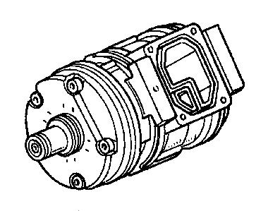 ac compressor lubricant water pump lubricant wiring